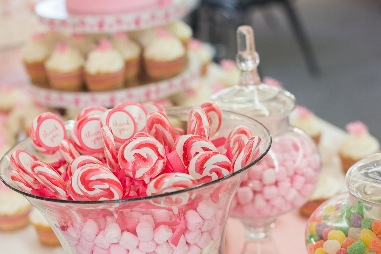 Candy Bar 2019 – Hot Wedding Trends 3